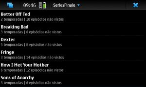 SeriesFinale 0.3 in Portuguese
